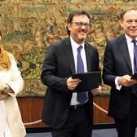 Rai France Tv siglato accordo alla presenza di Monica Maggioni