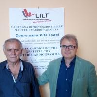 Brusciano Grande successo per le visite specialistiche gratuite con la LILT per un Cuore Sano.   (Scritto da Antonio Castaldo)
