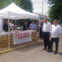 Eveho inaugura la nuova sede di Redic