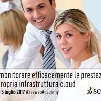 Al via la 2° edizione della conferenza sul monitoraggio Cloud oragnizzata da Seeweb