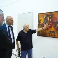 Marigliano Conclusa con successo la mostra d'Arte di Eliseo e Orlando Allocca con il Patrocinio Comunale.(Scritto dai Antonio Castaldo)