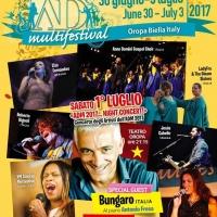 """""""Anno Domini Multifestival"""" 2017 Oropa (Biella)"""