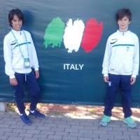 L'Italia in semifinale al Football for Friendship con i ragazzi della Delfino Pescara
