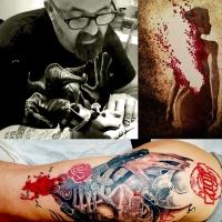Art & Tattoo: Alessandro Fanton - L'Arte oltre la Pelle