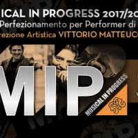 Bando di ammissione M.I.P. Musical in Progress
