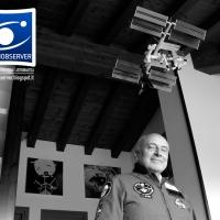 Emmanuele Macaluso intervista l'astronauta Franco Malerba per TheCOSMOBSERVER