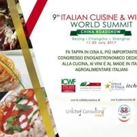 Chef Massimo e Italian Cuisine & Wines a Beijing (Pechino), Changsha e Shanghai