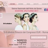 È online il nuovo sito di RomaSposa