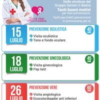 Laboratorio analisi cliniche convenzionate Roma e prevenzione Ictus ischemico al Gruppo Sanem