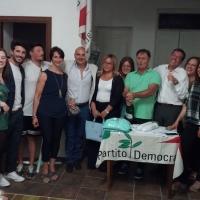 Brusciano: Maria Castaldo per acclamazione è Segretario del Partito Democratico e con il nuovo direttivo si prepara alle Comunali del 2018. (Scritto da Antonio Castaldo)