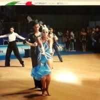 """Brusciano-Acerra:  """"Shall We Dance?"""" è l'invito a ballare di Katia Monocchio e Antonio Stripoli. A Rimini ai Campionati Italiani FIDS. (Scritto da Antonio Castaldo)"""