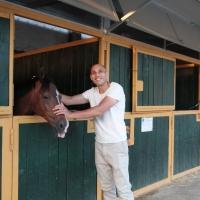 I miei cavalli lontani....ricordi di Vigan Mustafà al Centro Ippico Toscano