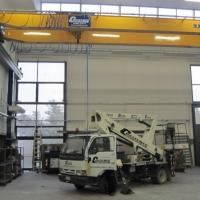 La manutenzione dei carroponti con gli specialisti Costelmec