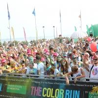 Venerdì 28 luglio The Color Run Village arriva al Tenda Bar di Lignano Pineta