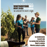 Mandrarossa Vineyard Tour 2017
