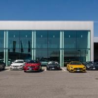 Autostar eccellenza dell'Italia che va forte di Mercedes-AMG