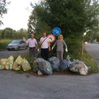 Volontari per il Quartiere Padova anche d'Estate