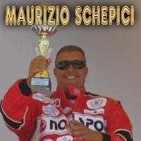 Maurizio Schepici, l' uomo dei record.