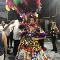 Brave Models presente con modelle e modelli a Palermo per la sfilata di Dolce & Gabbana