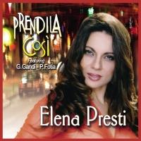 Elena Presti in radio con la versione remix di Prendila così