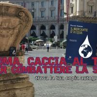 CACCIA AL TESORO: IL MERCANTE D'ACQUA CONTRO LA SICCITÀ!