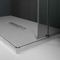 Grandform presenta i nuovi piatti doccia Cemento Matt