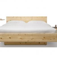 L'essenza del dormire davvero bene: il cirmolo entra nella zona notte TEAM 7