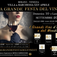 La Grande Festa del Vino: l'evento glamour più atteso dell'estate dai wine lovers