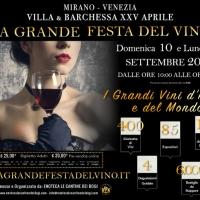 La Grande Festa del Vino: l'evento glamour più atteso dell'estate dai wine lovers