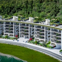 Residenza Villa Branca, una perla nel lago di Lugano