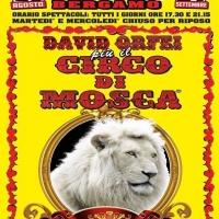 L'estate continua al Circo di Mosca. Dal 25 agosto al 24 settembre, a Bergamo, in via Lunga (Fiera), stupitevi con l'unico circo in città!