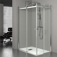 Una cabina doccia angolare per la tua casa