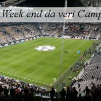 Tutto pronto per il grande viaggio Juventus Stadium