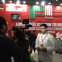 Chef Massimo e l'edizione 2017 dell'Italian Pasta Summit China Edition