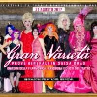 Gran Varietà! Prove generali in salsa drag ai Giardini della Filarmonica