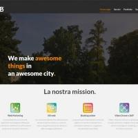 l presente e il futuro del Web si incontrano sotto la Mole: il nuovo sito CreatiWeb realizzato in collaborazione con i giovani dell'Istituto Avogadro Torino