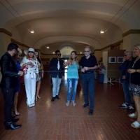 """Inaugurata ad Anzio """"Geometrie Urbane"""" di Massimiliano Bartesaghi"""