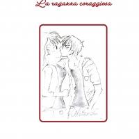 'La ragazza coraggiosa' è il nuovo libro di Irene Mirella Manca, copertina e disegni realizzati da Matteo Filieri