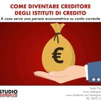 Ecco Come Diventare Creditore Degli Istituti Di Credito