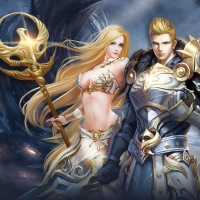 ViVaGames - Fantasy Adventure Game Gods Origin Online Now Available