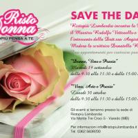"""Donne, Vino e Poesia"""" si incontrano il 19 settembre presso Ristopiù Lombardia"""