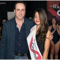 Una ragazza per il cinema, Antonello De Pierro fascia la miss regionale del Lazio