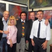Massimo Paracchini presenta Gianfranco Alessio e Valerio Bonadonna
