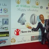 """Meravigliosa festa di compleanno Vip per William Vittori per il suo """"My Wonderful Forty""""by Eds WP Eventi"""