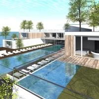 Al via i lavori per la realizzazione dell'Empire Resort Hotel:  quando il lusso si fonde con l'ambiente circostante (