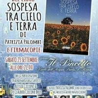 Patrizia Palombi SospesaTra Cielo e Terra con Alessia & Claudio Ciccone Bros.