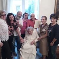 Brusciano Festa per il 100esimo Compleanno della ricamatrice Maria Terracciano. (Scritto da Antonio Castaldo)