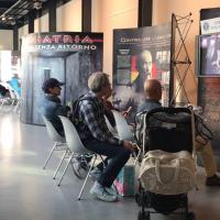 """Padova: è terminata domenica al Centro Culturale San Gaetano la mostra itinerante multimediale""""Controllo sociale e Psichiatria: violazioni dei diritti umani"""""""
