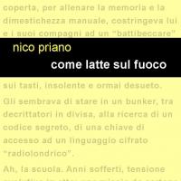 """In uscita per Leucotea Project """"Come latte sul Fuoco"""" l'entusiasmante giallo di Nico Priano."""