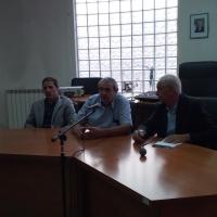 Brusciano La Commemorazione di Biagino Di Sena in Sala Consiliare Comunale.                             (Scritto da Antonio Castaldo)